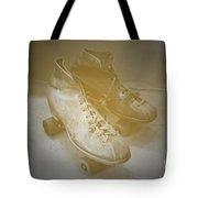 Antique Roller Skates Tote Bag by Jost Houk