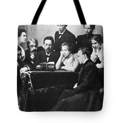 Anton Chekhov (1860-1904) Tote Bag