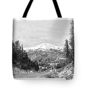 Apache Summit Siera Blanco Tote Bag by Jack Pumphrey
