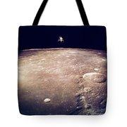 Apollo 12 Lunar Lander Tote Bag