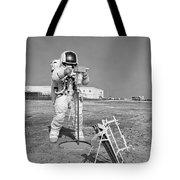 Apollo 13 Astronaut Walks Tote Bag
