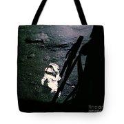Apollo 14 Astronaut Al Shepard Tote Bag