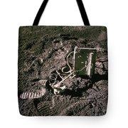 Apollo 15 Lunar Experiment Tote Bag