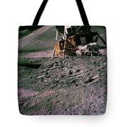 Apollo 15 Lunar Module Tote Bag