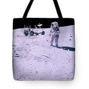 Apollo Mission 16 Tote Bag