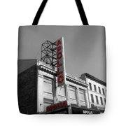 Apollo Theater In Harlem New York No.2 Tote Bag