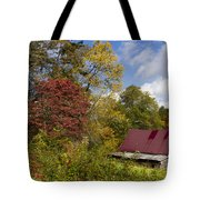 Appalachian Autumn Tote Bag