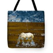 Appaloosa Reverse Tote Bag