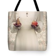 Apple And Pear Tote Bag by Joana Kruse