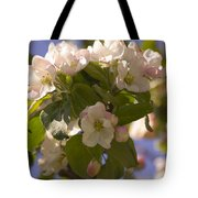 Apple Blossoms 3 Tote Bag