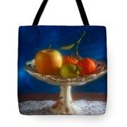 Apple Lemon And Mandarins. Valencia. Spain Tote Bag