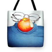 Apple Mystic-steve Jobs Tote Bag