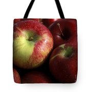 Apples For Sale Tote Bag