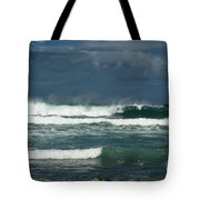 Approaching Storm In Maui Tote Bag