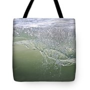 Aqua Action Tote Bag
