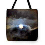 Aquarius Full Moon Tote Bag