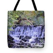 Aquatic Melody Tote Bag