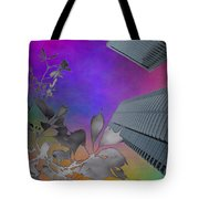 Arbor Dreaming Tote Bag
