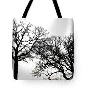 Arboreal Mind Meld Tote Bag