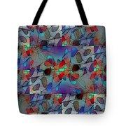 Arboretum Colorful Tote Bag