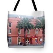 Arby's At Dawn Tote Bag