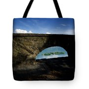 Arch And Islands Tote Bag