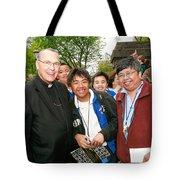 Archbishop Brunett 2007 Tote Bag