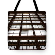 Arched Window Tote Bag