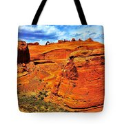 Arches Canyon Tote Bag