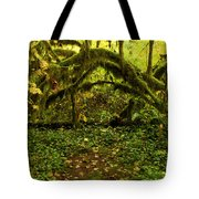 Arches In The Rainforest Tote Bag