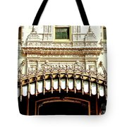 Architectural Detail New Orleans Tote Bag