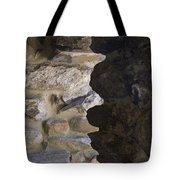 Architectural Detail Of Stone Work Tote Bag