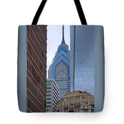 Architectural Miscellany Tote Bag