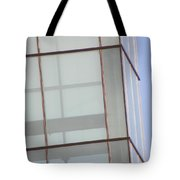 Architecture 9 Tote Bag