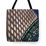 Architecture Building Patterns Tote Bag