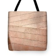 Architecture Lines Tote Bag by Carlos Caetano