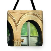 Architecture Memphis Tote Bag