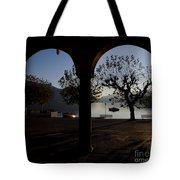 Archs And Trees Tote Bag