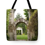 Archway Path Tote Bag