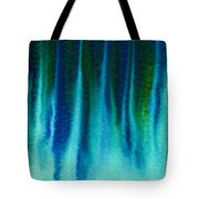 Arctic Spires Of Ice Tote Bag