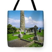 Ardmore Round Tower, Ardmore, Co Tote Bag