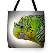 Are You Following Me Tote Bag