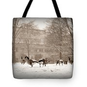 Are You Joining Us... Tote Bag