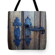 Argentinian Door Decor 1 Tote Bag
