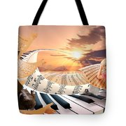 Arise Arise Tote Bag