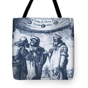 Aristotle, Ptolemy And Copernicus Tote Bag