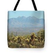 Arizona Scenic V Tote Bag