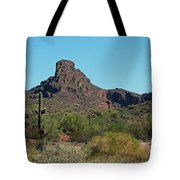 Arizona Scenic Vi Tote Bag
