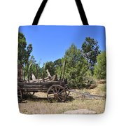 Arizona Wagon Tote Bag