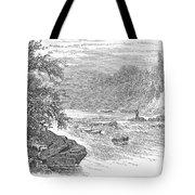 Arkansas: Ouachita River Tote Bag by Granger